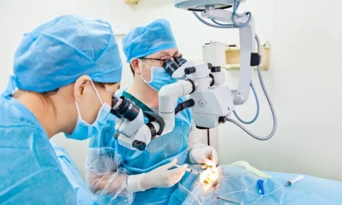 Cataract-Surgery
